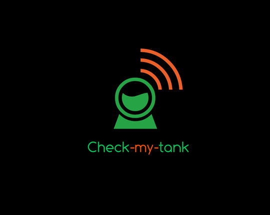 check-my-tank logo design