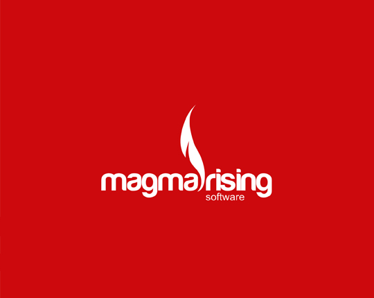 Magma Rising Website Design And Graphic